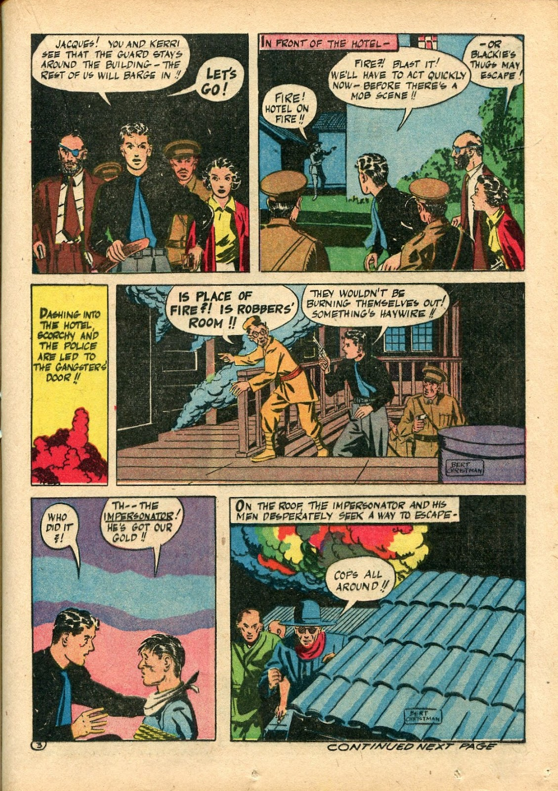 Read online Famous Funnies comic -  Issue #112 - 37