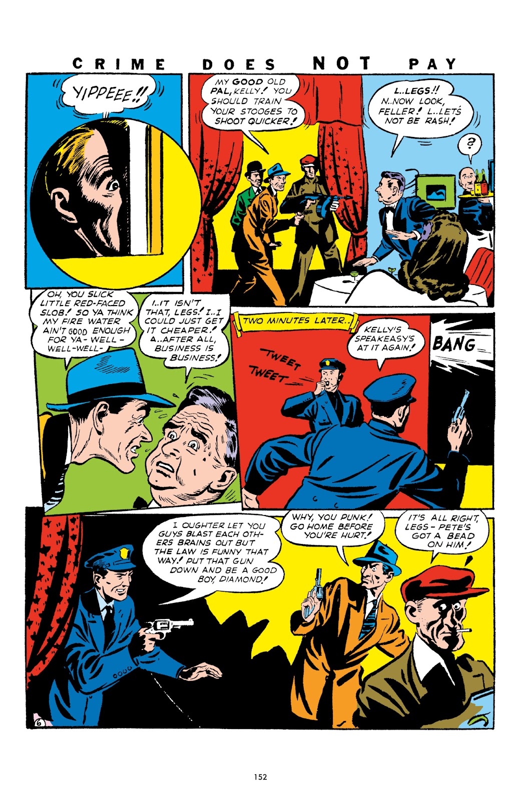 Read online Crime Does Not Pay Archives comic -  Issue # TPB 1 (Part 2) - 55