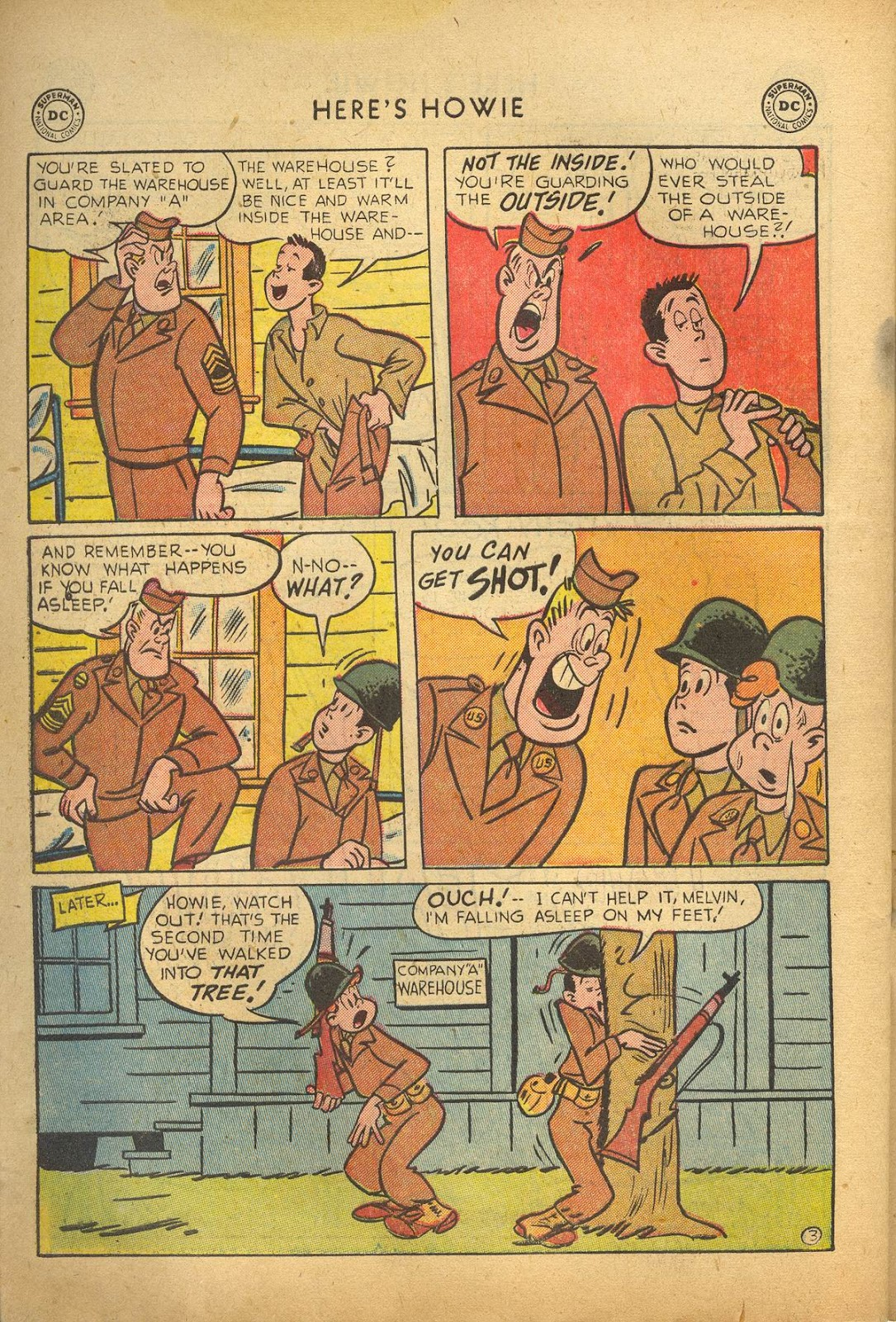 Here's Howie Comics issue 10 - Page 30