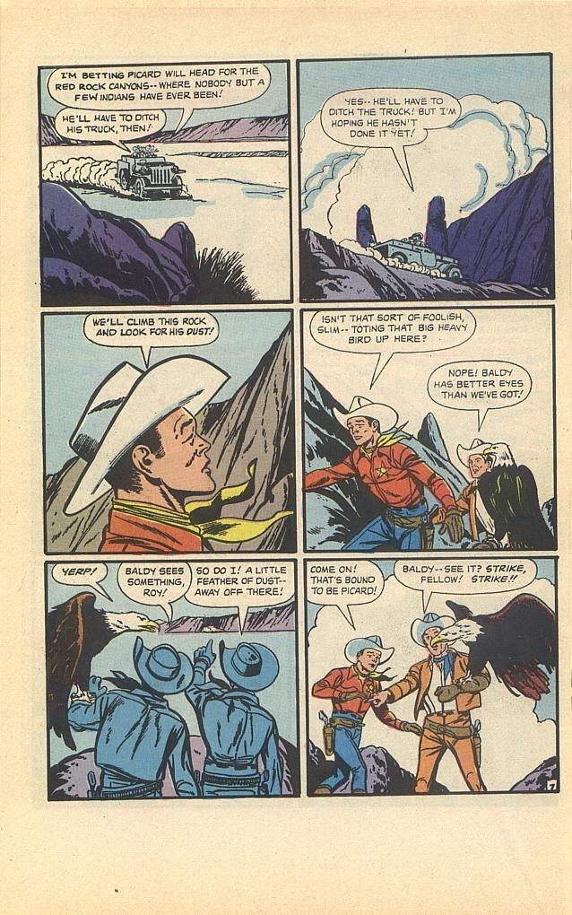 Read online Roy Rogers comic -  Issue #4 - 26