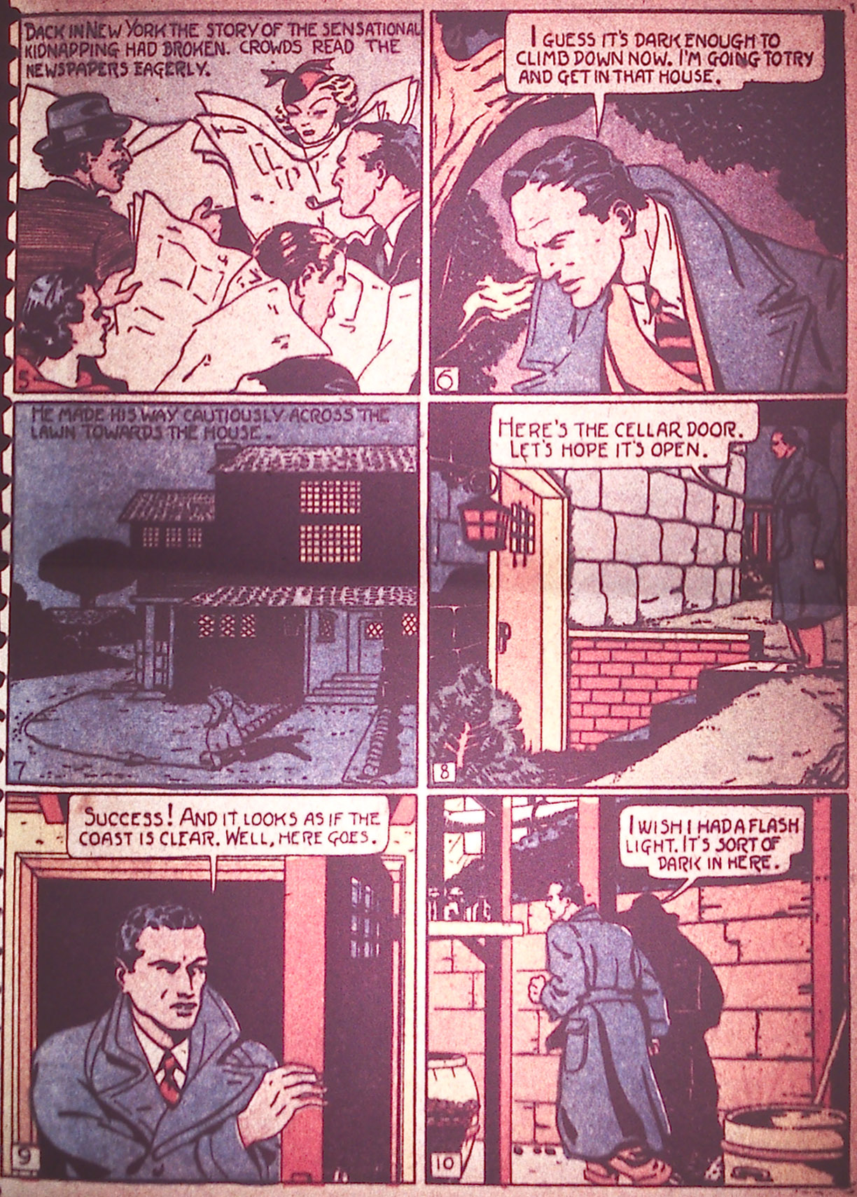 Detective Comics (1937) 4 Page 22