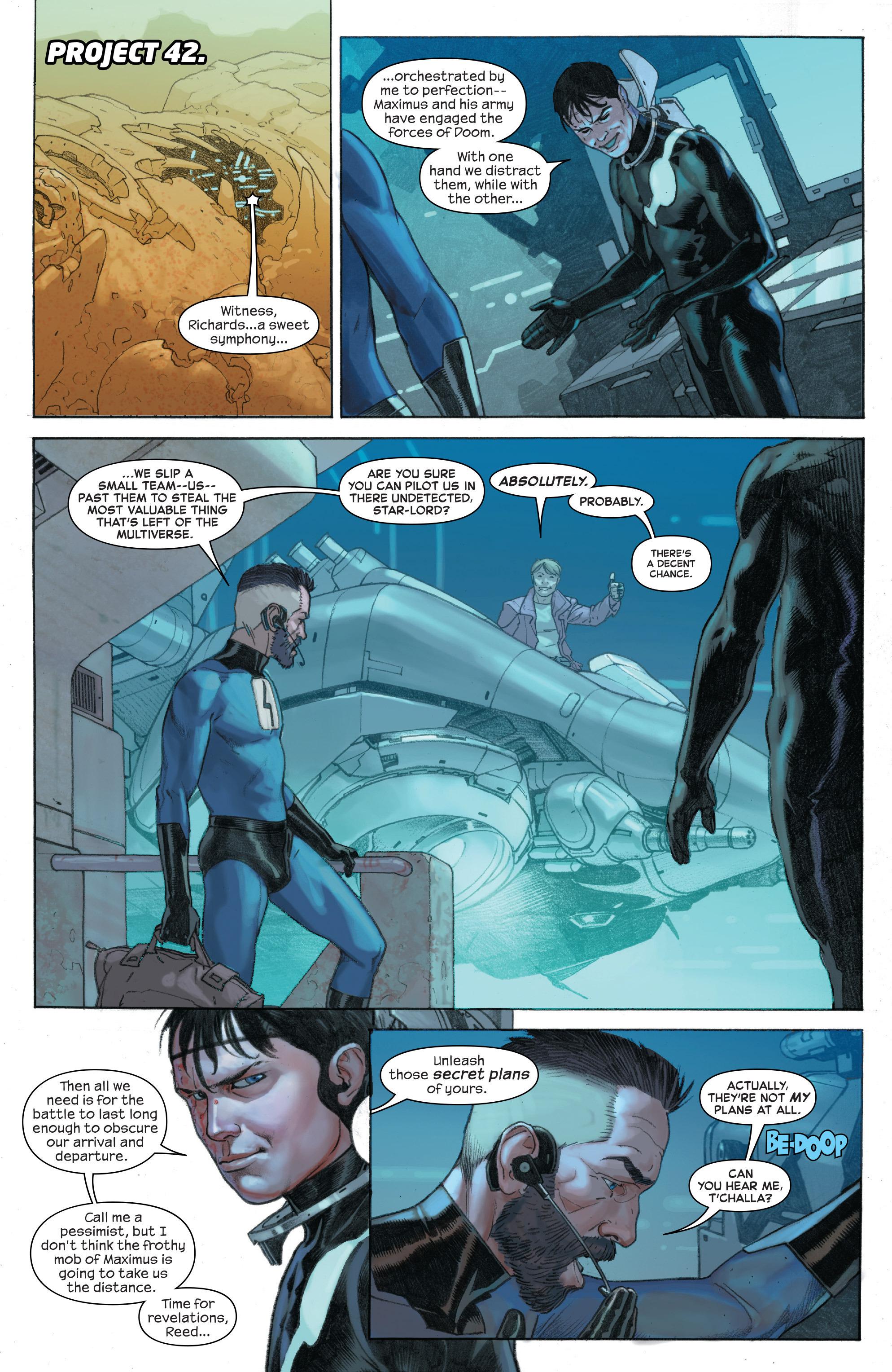 Read online Secret Wars comic -  Issue #7 - 18