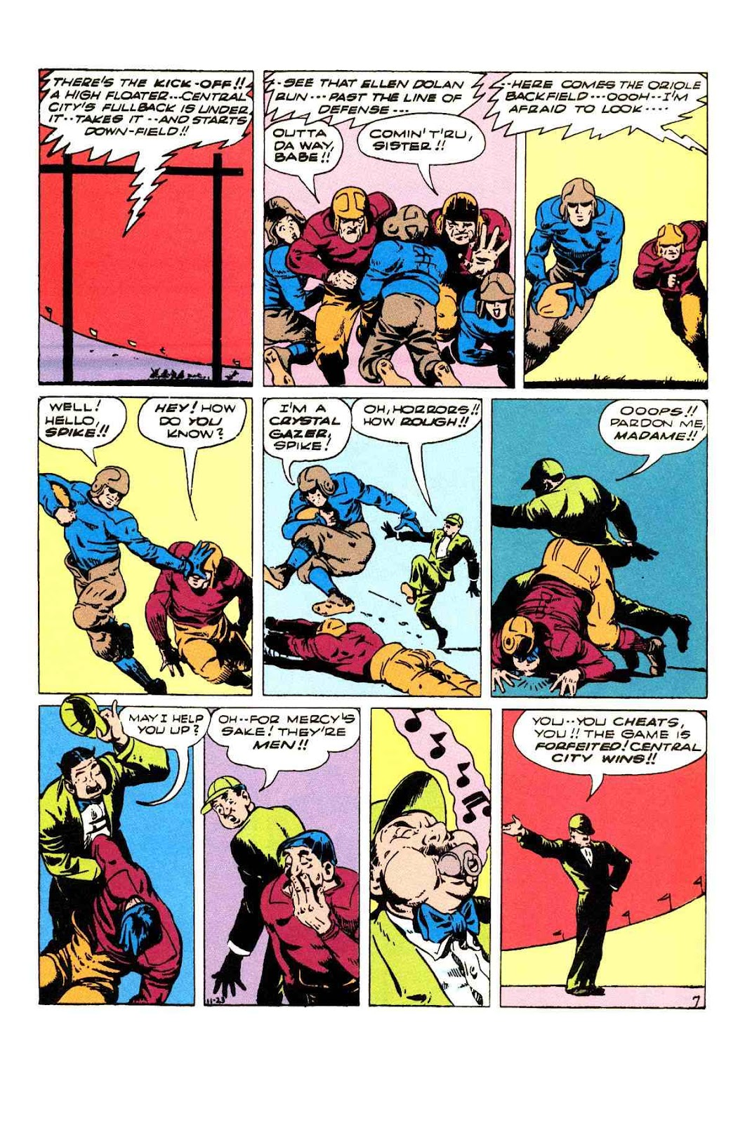 Read online Will Eisner's The Spirit Archives comic -  Issue # TPB 3 (Part 2) - 68