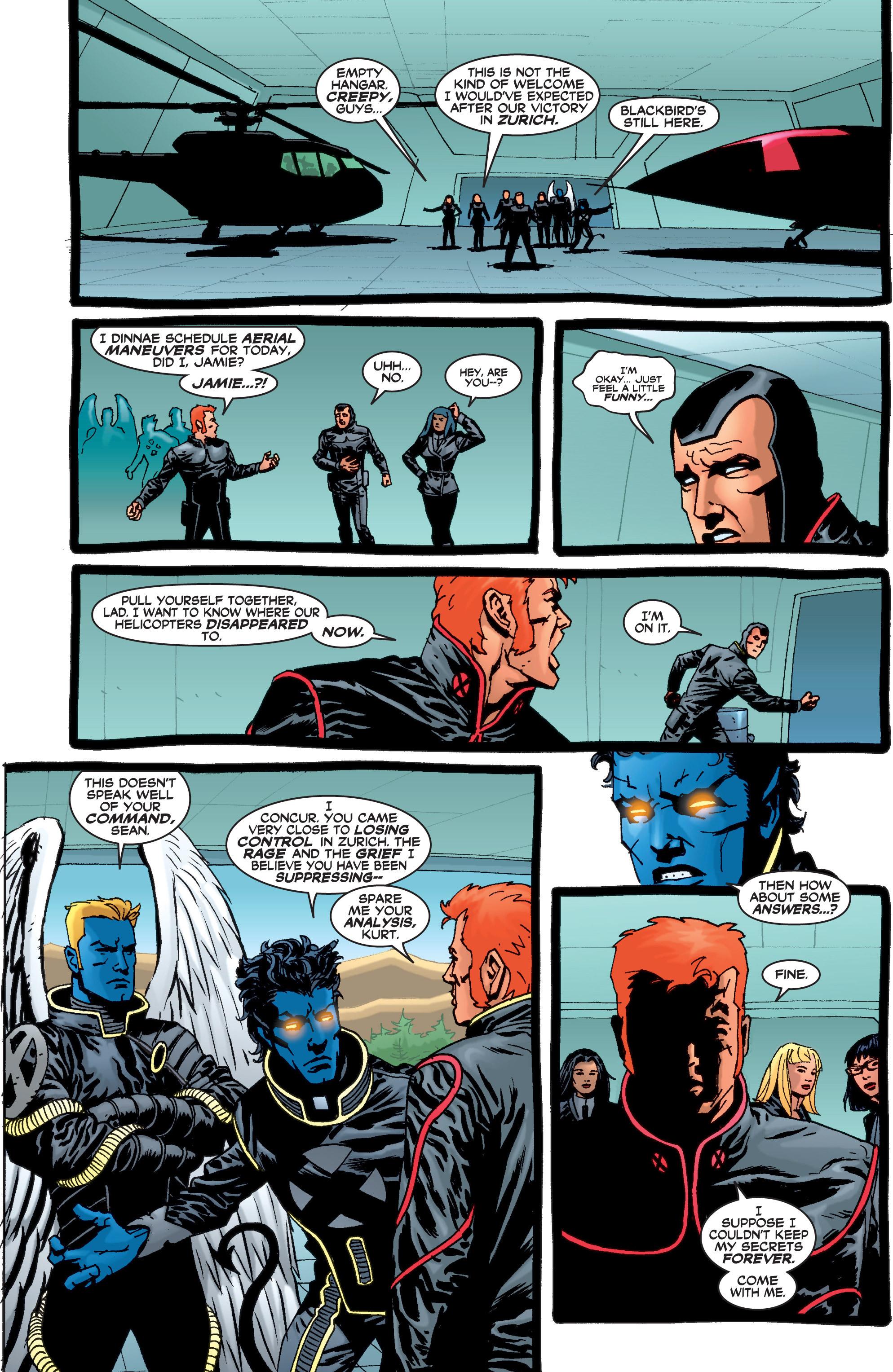 Read online Uncanny X-Men (1963) comic -  Issue #405 - 3