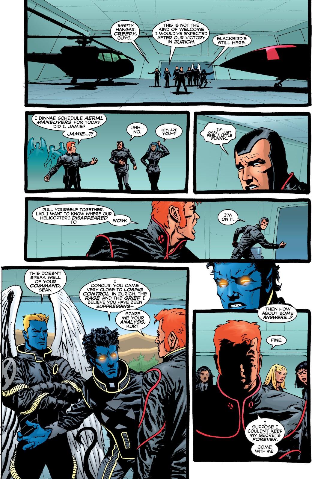 Uncanny X-Men (1963) issue 405 - Page 3