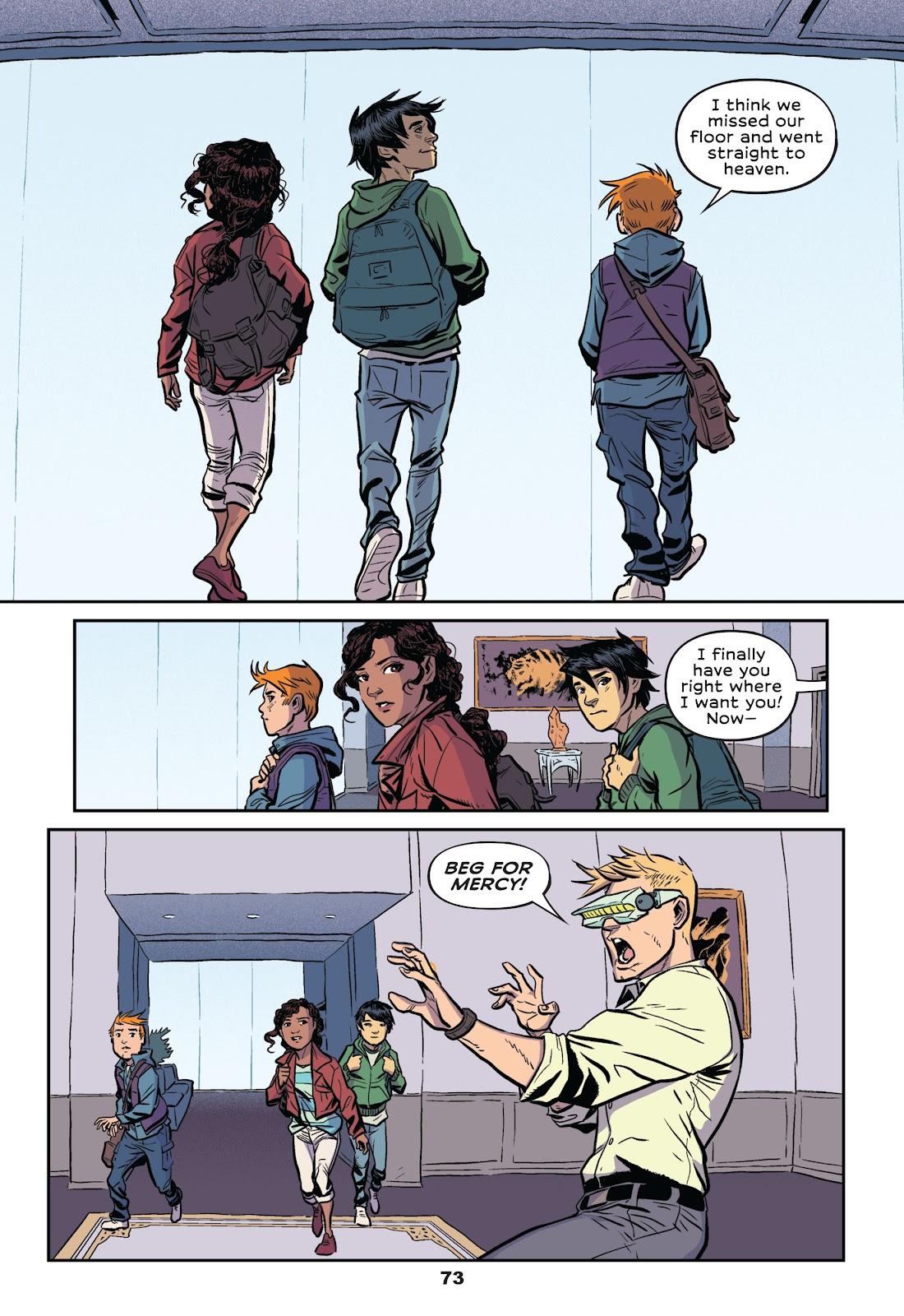 Read online Green Lantern: Legacy comic -  Issue # TPB - 71