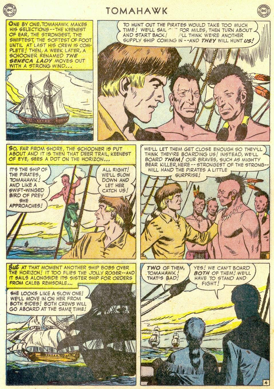 Tomahawk issue 1 - Page 16