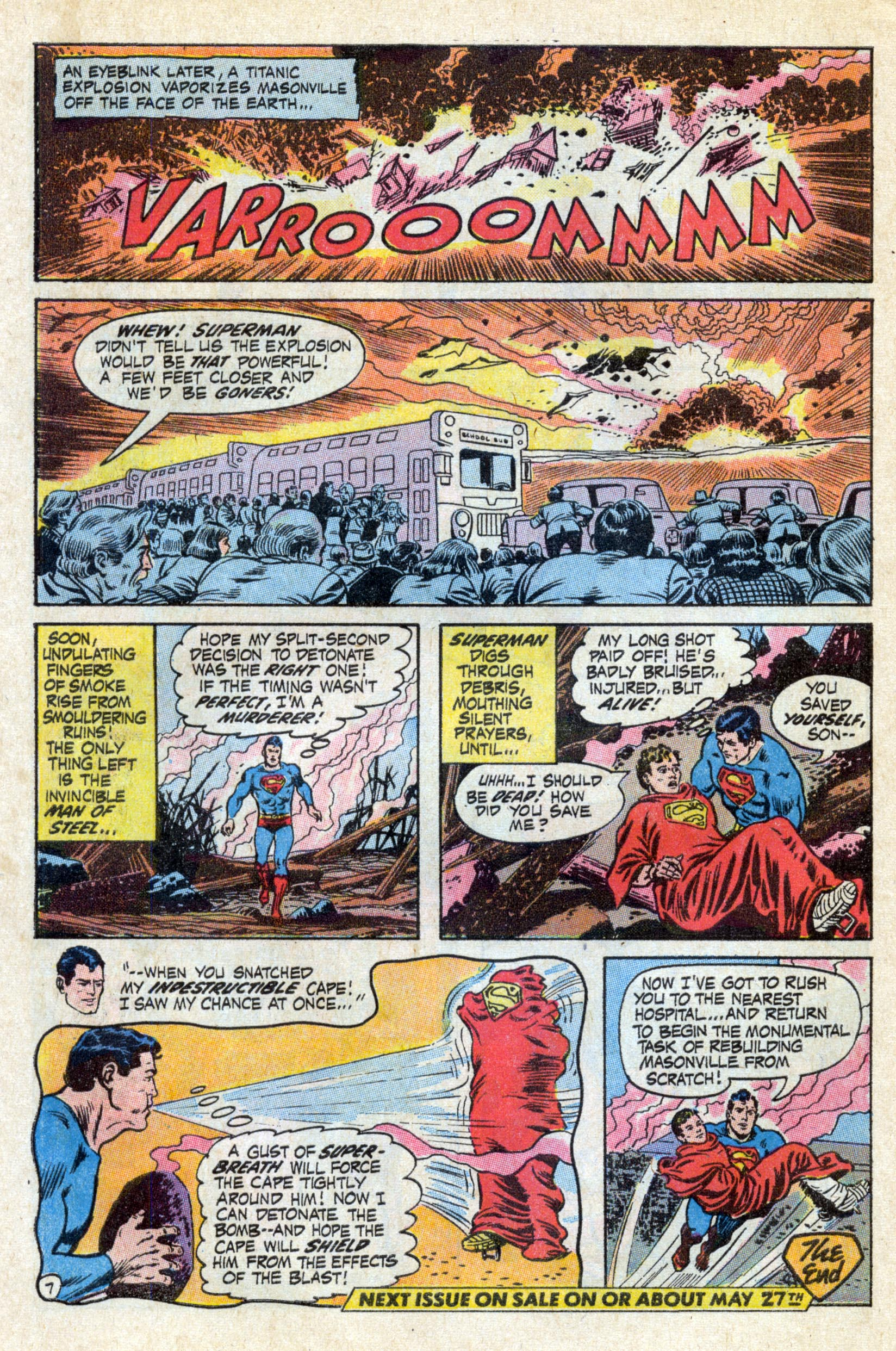 Read online Action Comics (1938) comic -  Issue #401 - 31
