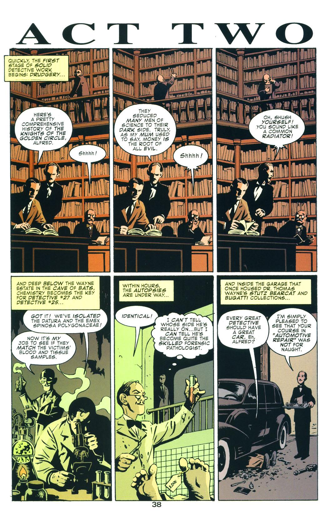Read online Batman: Detective #27 comic -  Issue #27 TPB - 44