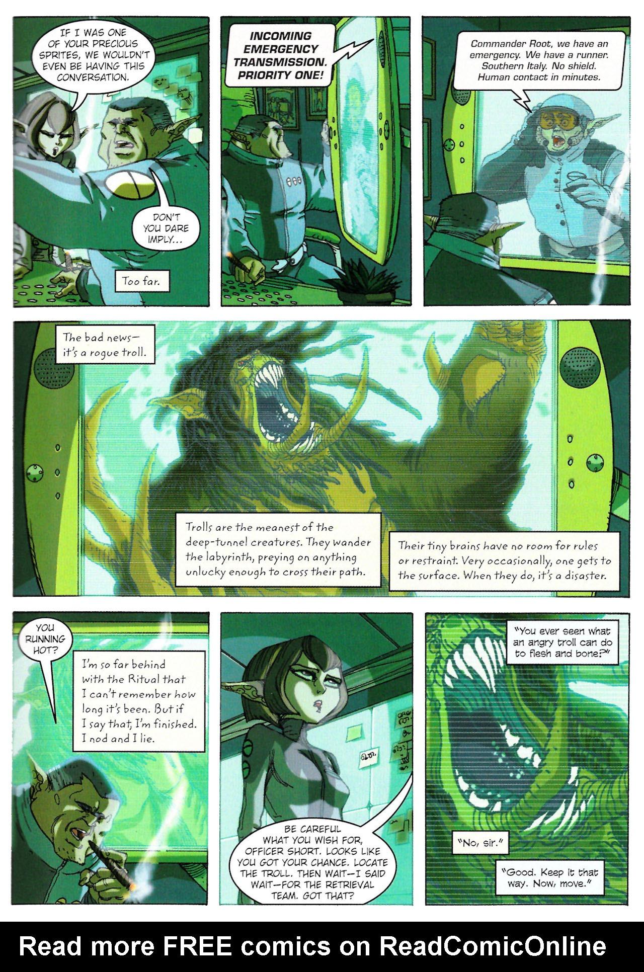 Read online Artemis Fowl: The Graphic Novel comic -  Issue #Artemis Fowl: The Graphic Novel Full - 24