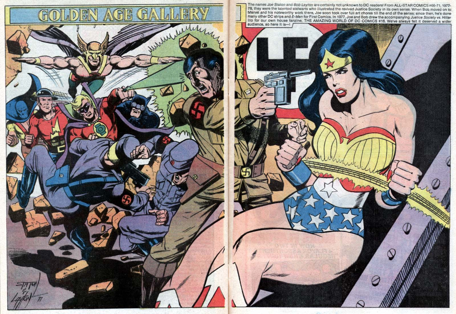 Read online All-Star Squadron comic -  Issue #40 - 27