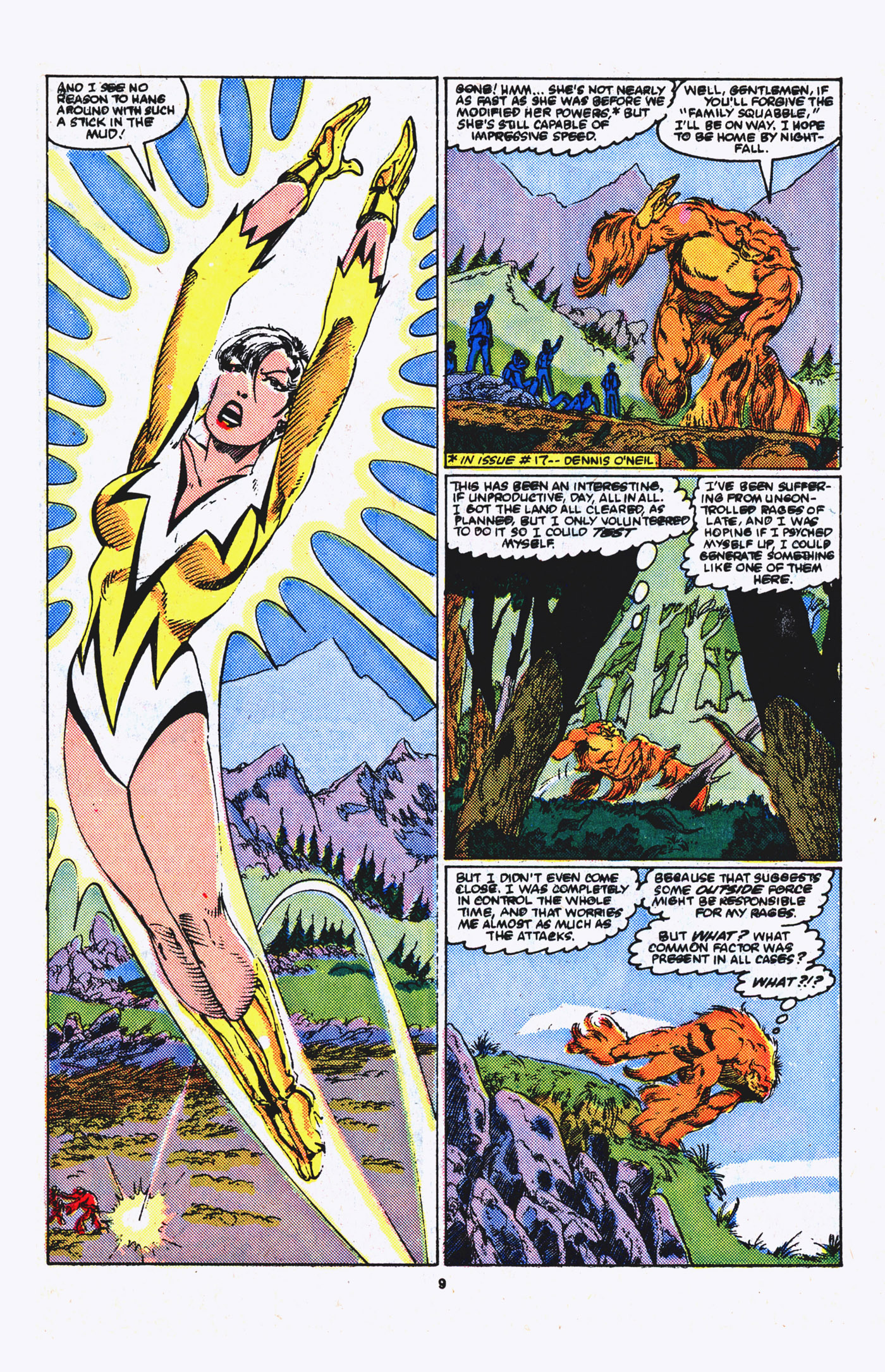 Read online Alpha Flight (1983) comic -  Issue #20 - 9