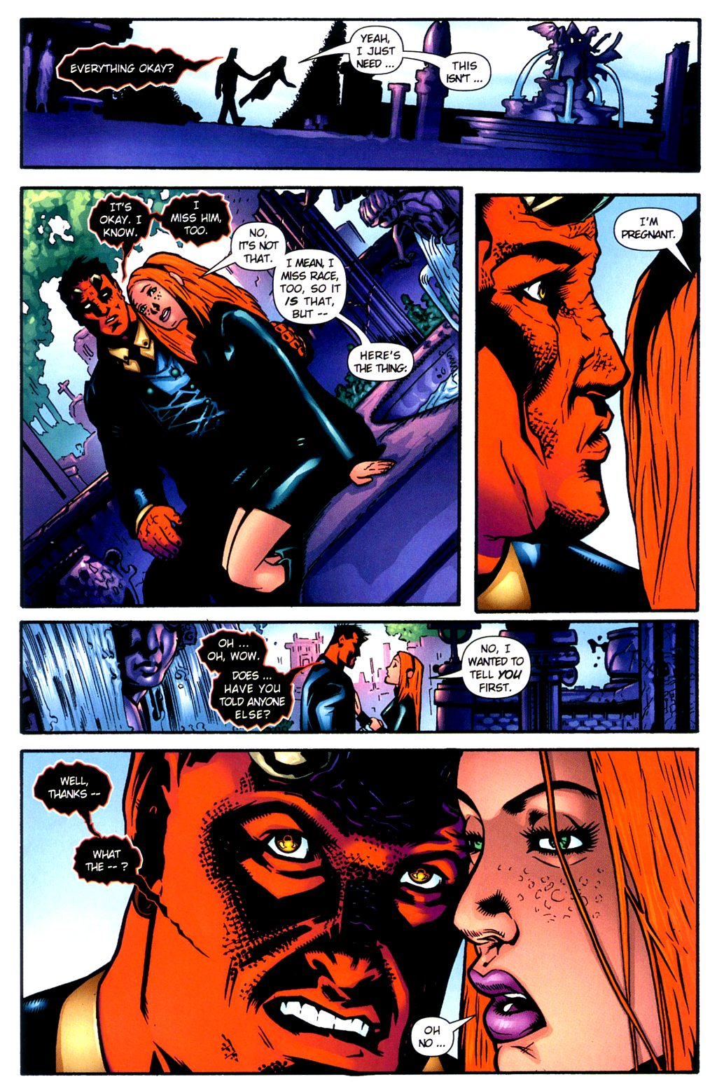 Read online Noble Causes (2002) comic -  Issue #2 - 9