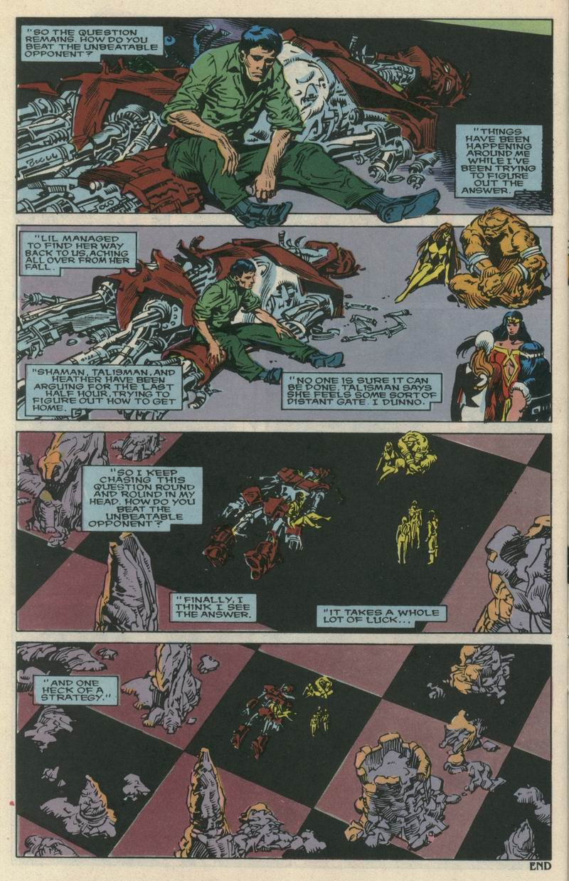 Read online Alpha Flight (1983) comic -  Issue #72 - 24