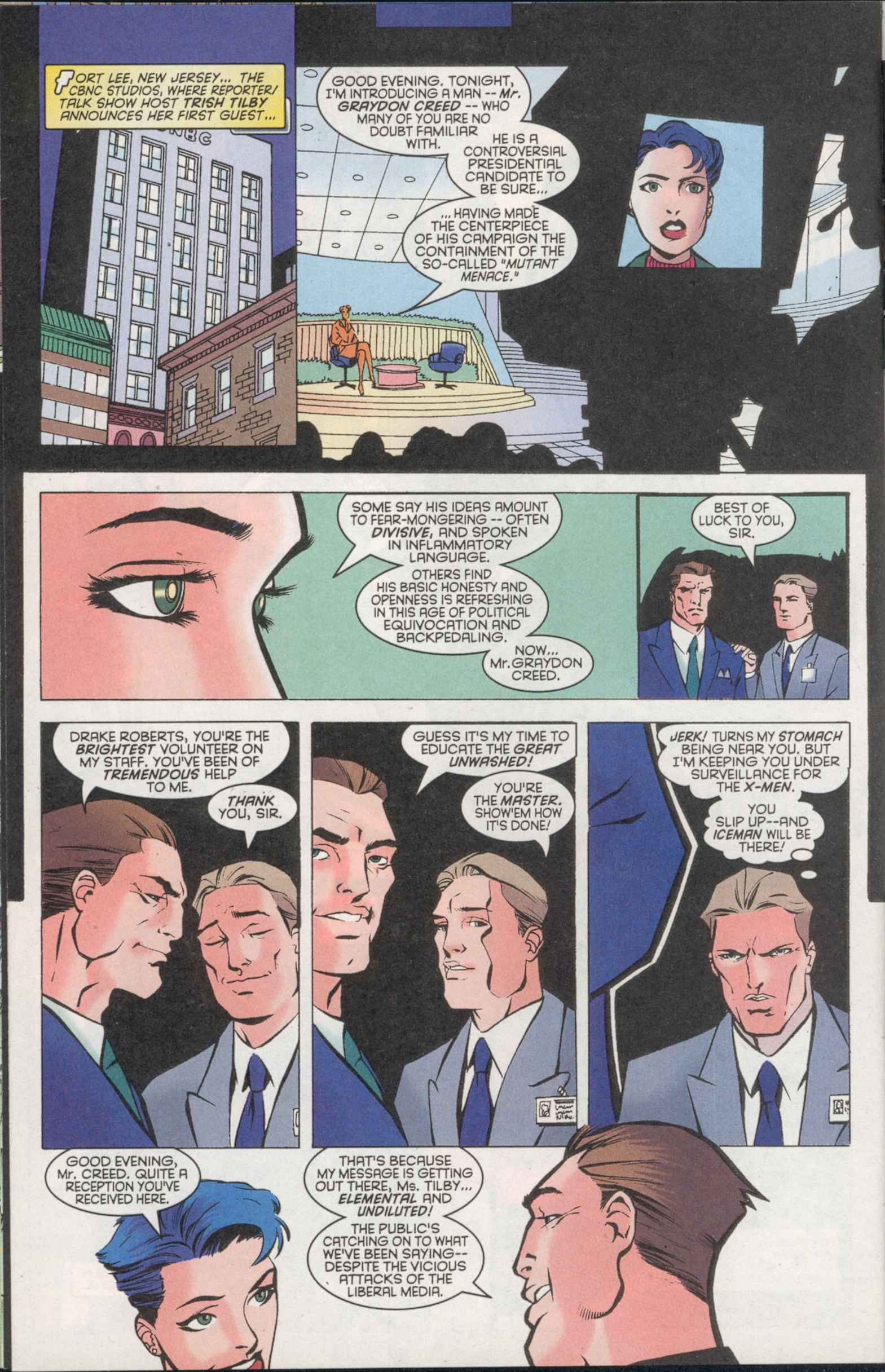 X-Men (1991) 58 Page 8