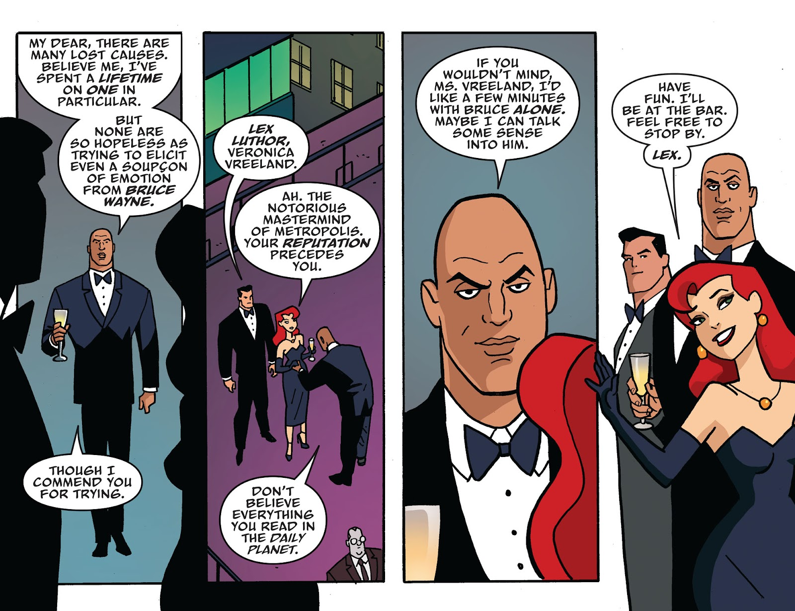 Batman: The Adventures Continue issue 1 - Page 17