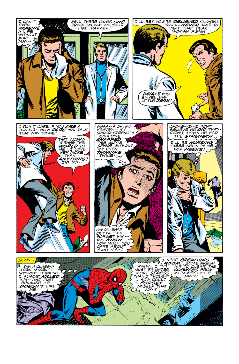 The Amazing Spider-Man (1963) 189 Page 4
