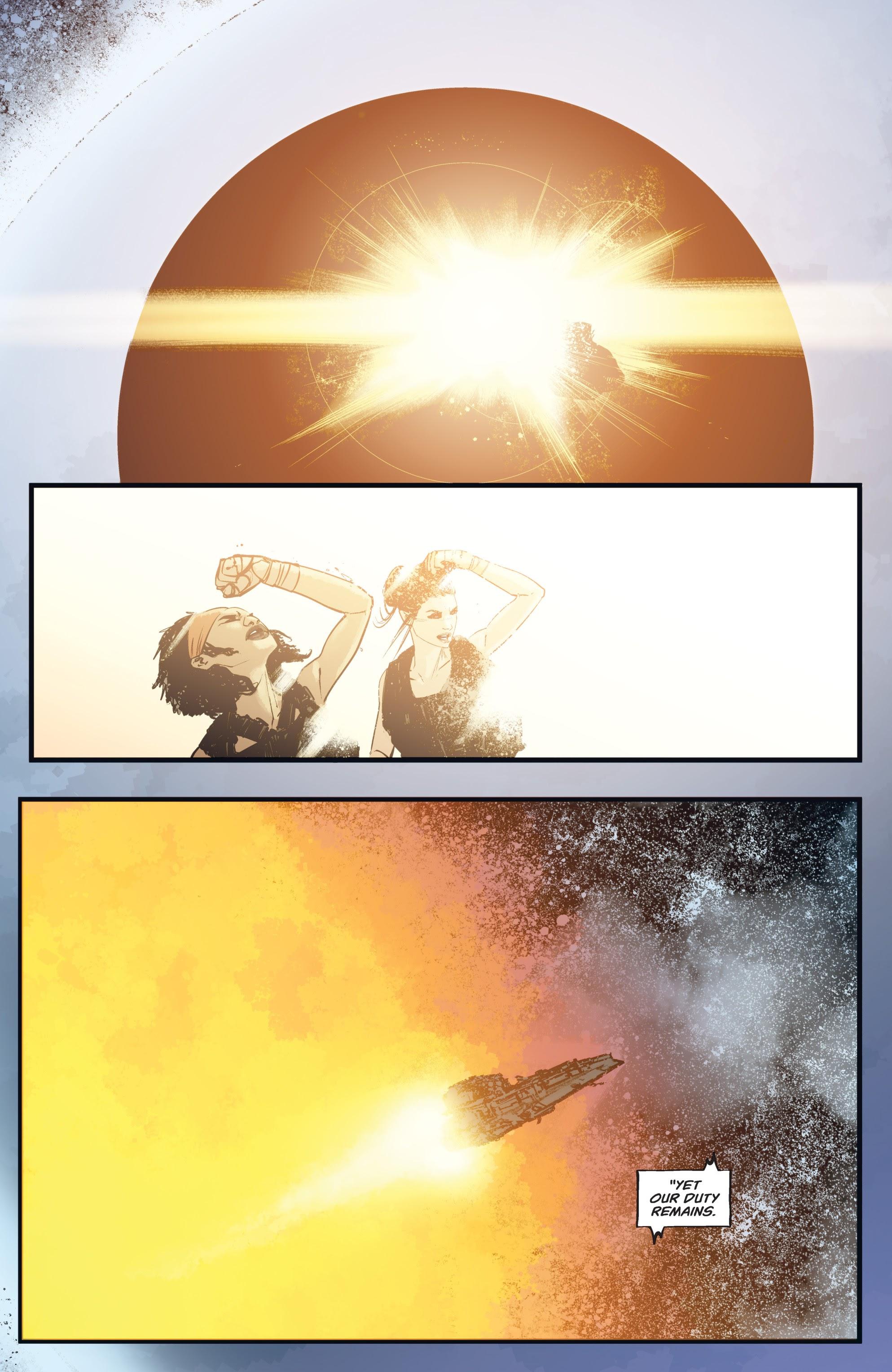 Read online Aliens: Resistance comic -  Issue # _TPB - 90