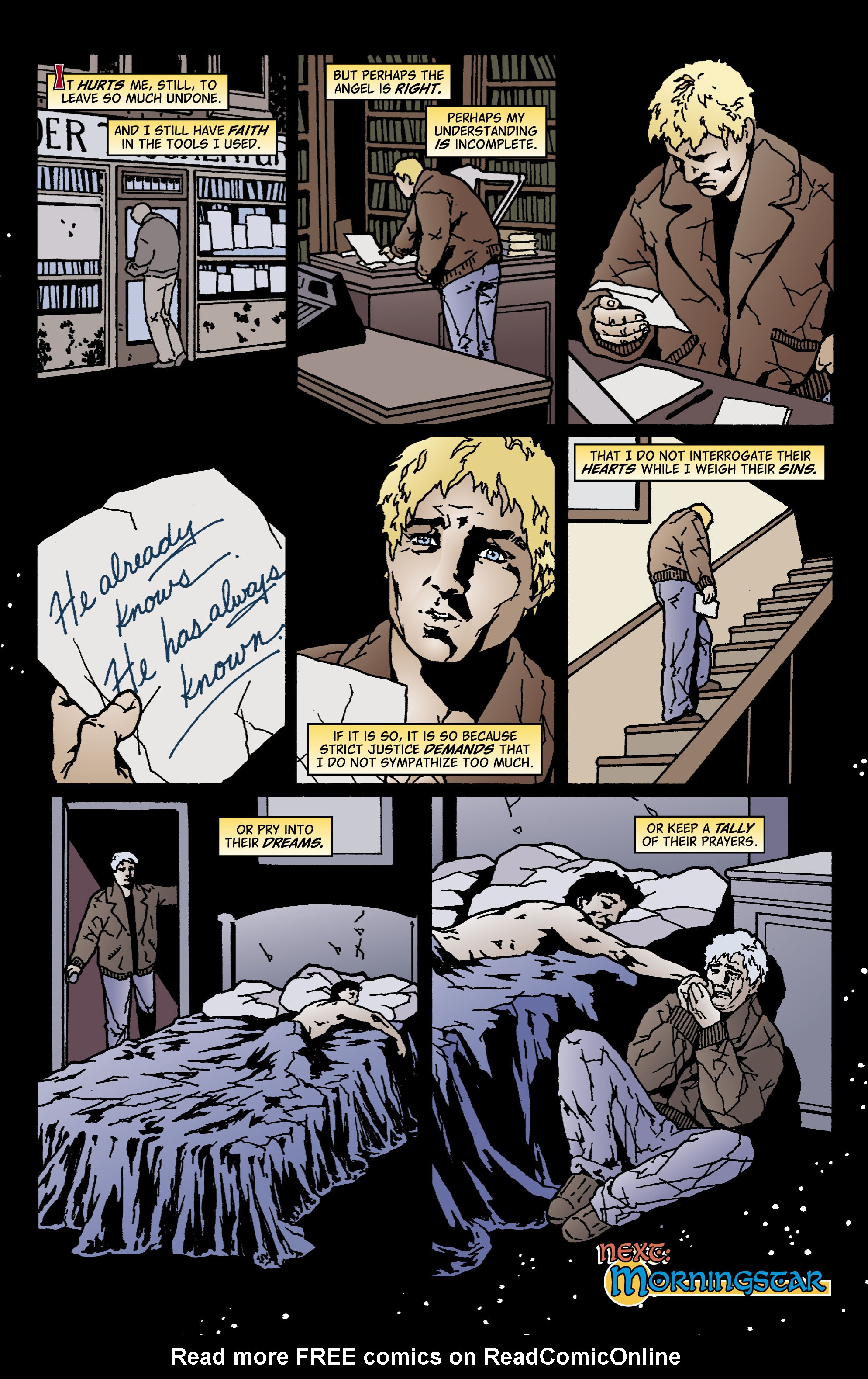Lucifer (2000) issue 62 - Page 23