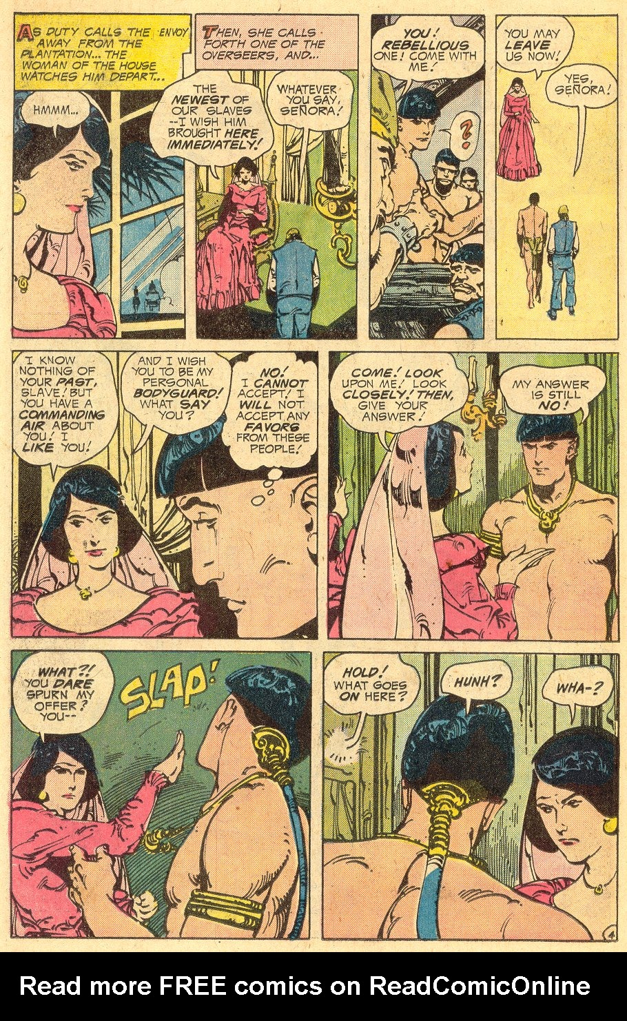 Read online Adventure Comics (1938) comic -  Issue #432 - 19