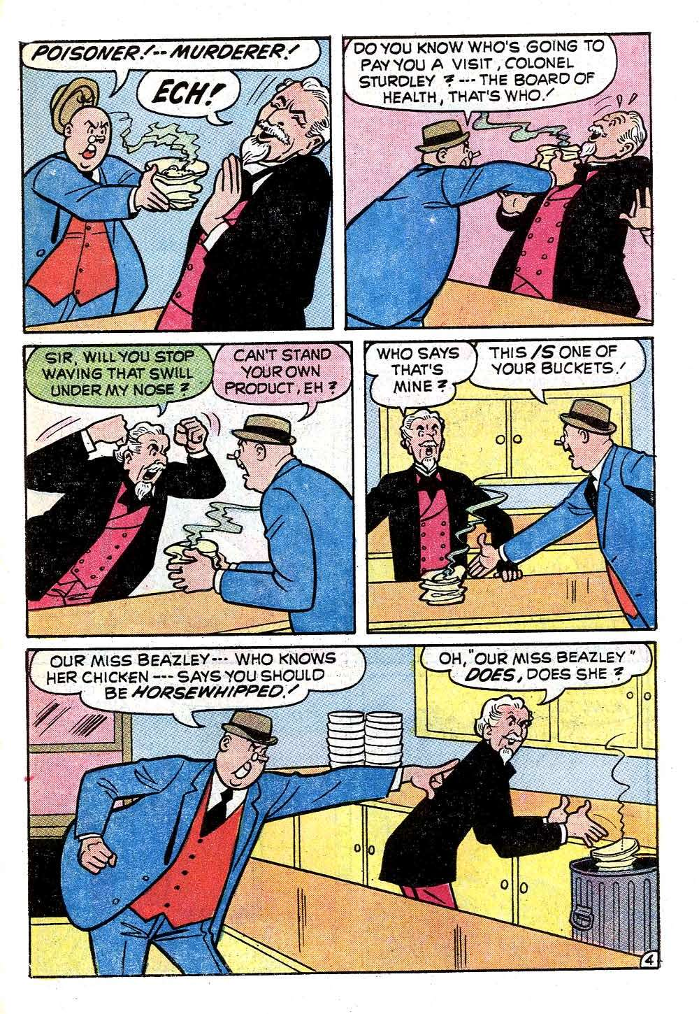 Read online Archie (1960) comic -  Issue #231 - 31