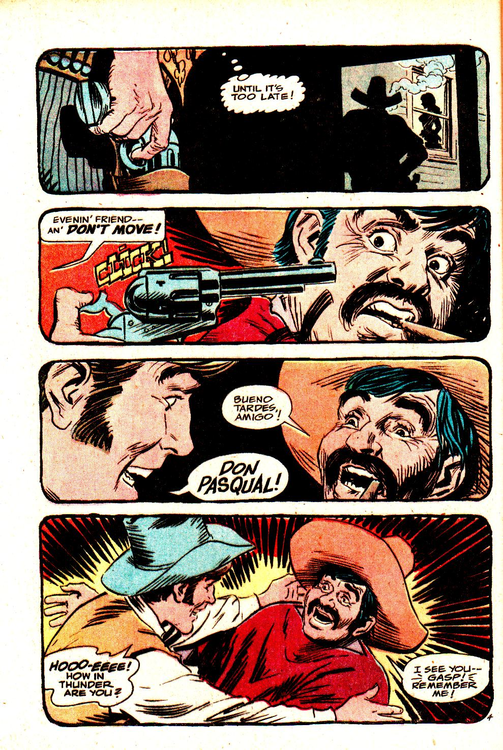 Read online All-Star Western (1970) comic -  Issue #11 - 40