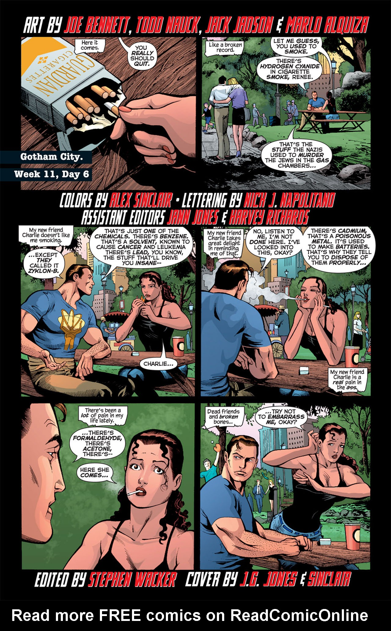 Read online 52 comic -  Issue #11 - 5