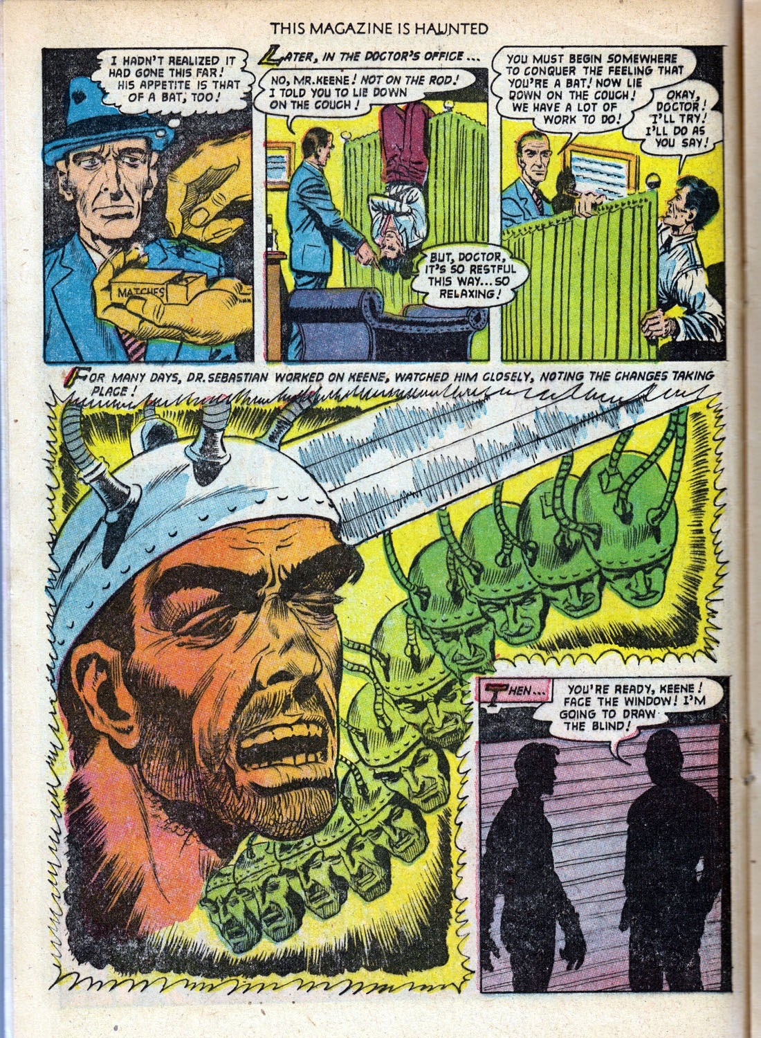 Read online This Magazine Is Haunted comic -  Issue #11 - 16