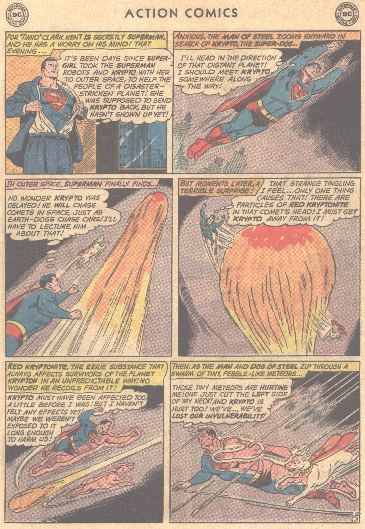 Read online Action Comics (1938) comic -  Issue #290 - 5