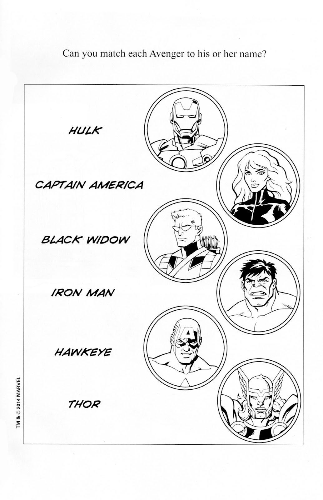 Read online Marvel Universe Avengers Assemble Season 2 comic -  Issue #4 - 23