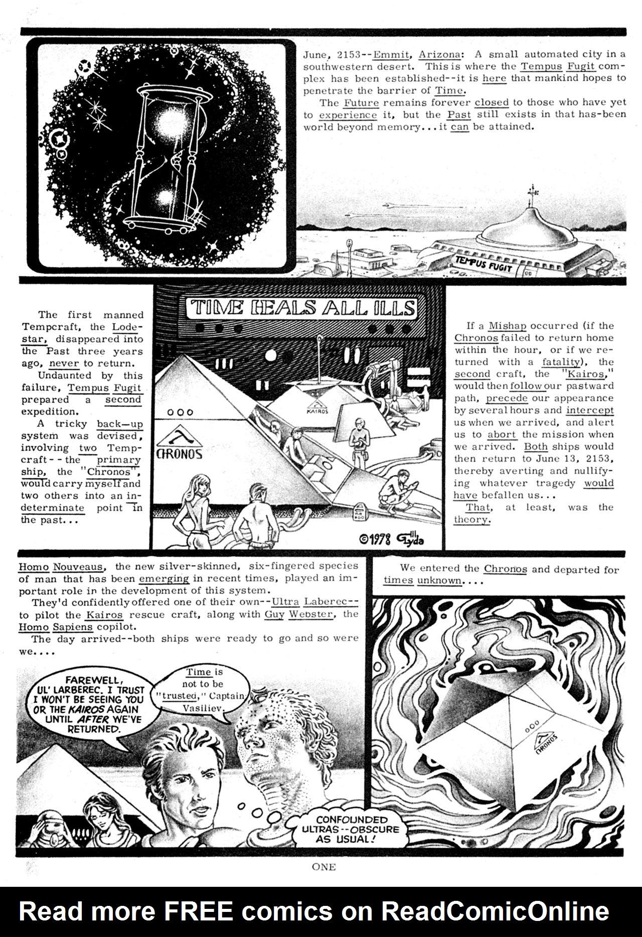 Read online Star*Reach comic -  Issue #13 - 26