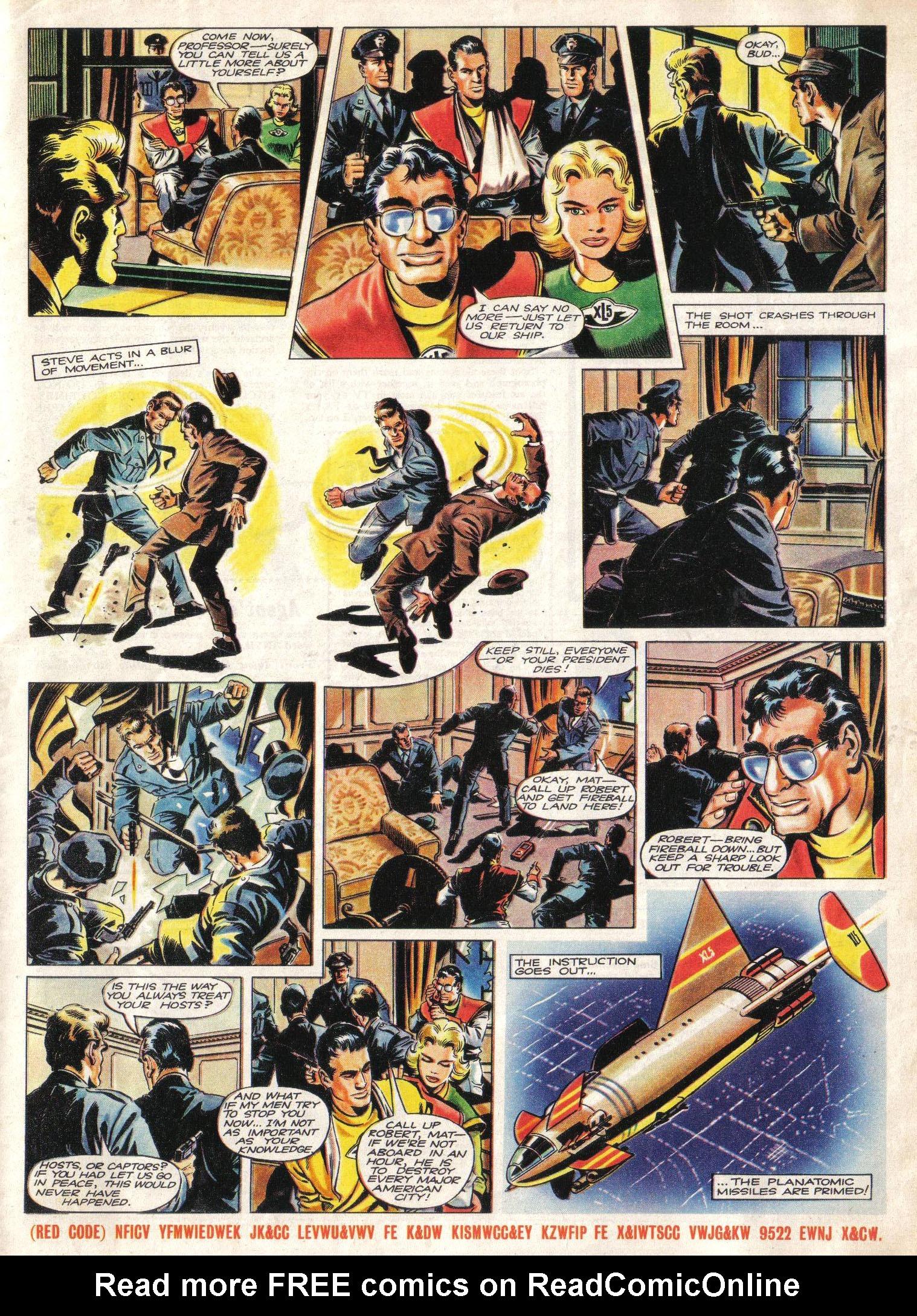 Read online TV Century 21 (TV 21) comic -  Issue #50 - 5
