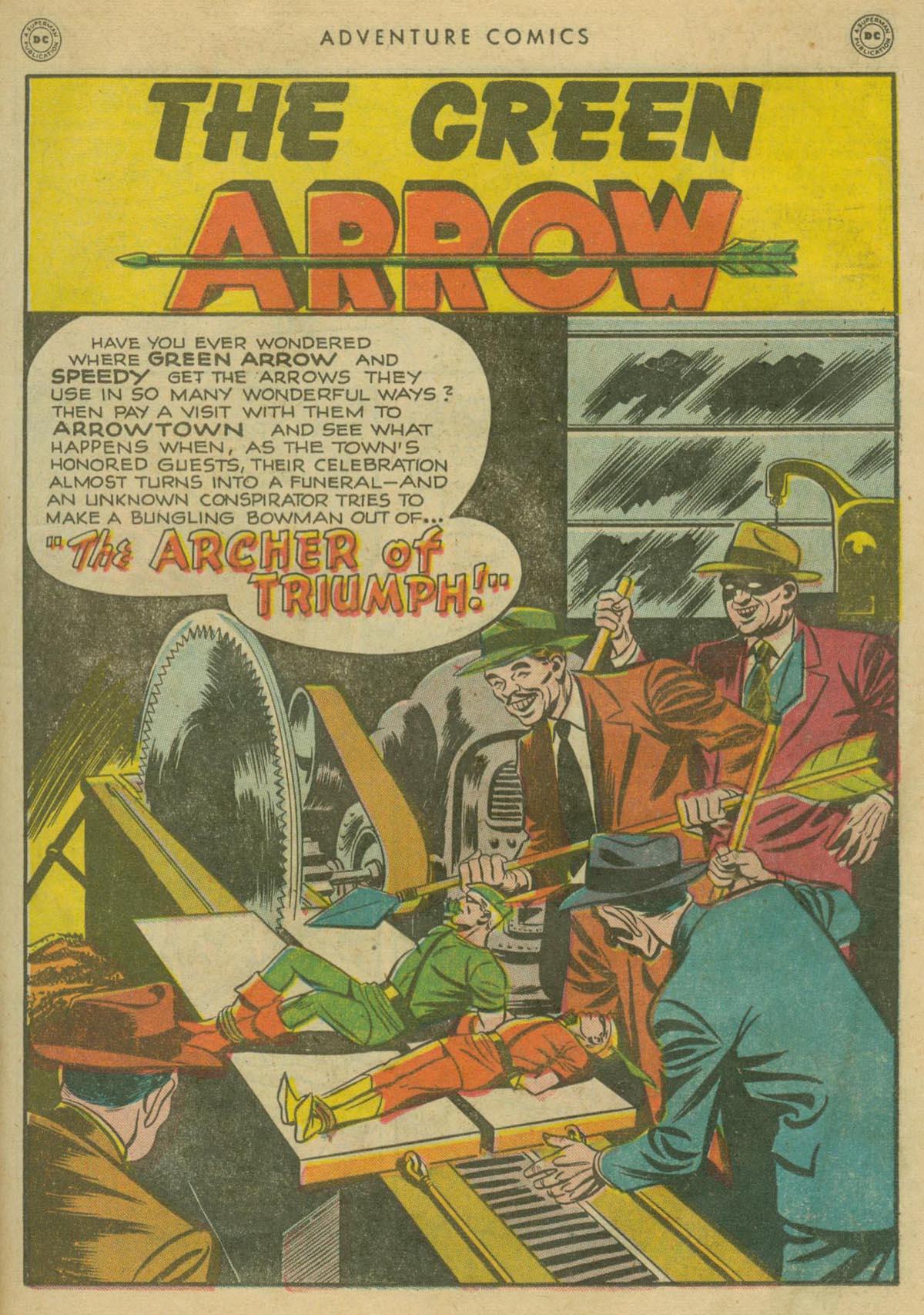 Read online Adventure Comics (1938) comic -  Issue #130 - 24