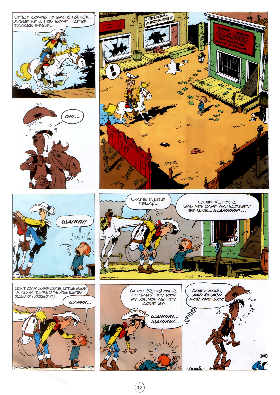 Read online A Lucky Luke Adventure comic -  Issue #30 - 11