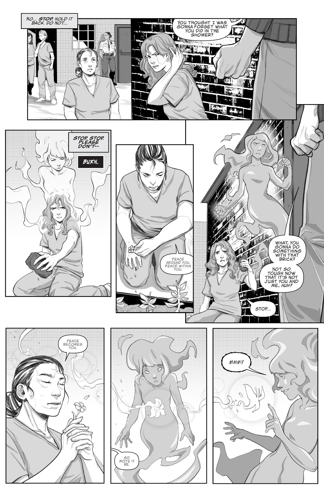 Read online Prison Witch comic -  Issue #2 - 8