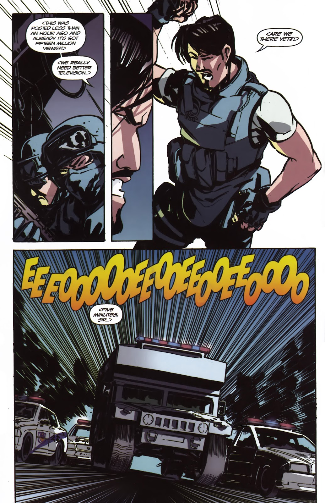 Read online Ricky Rouse Has A Gun comic -  Issue # TPB (Part 1) - 81