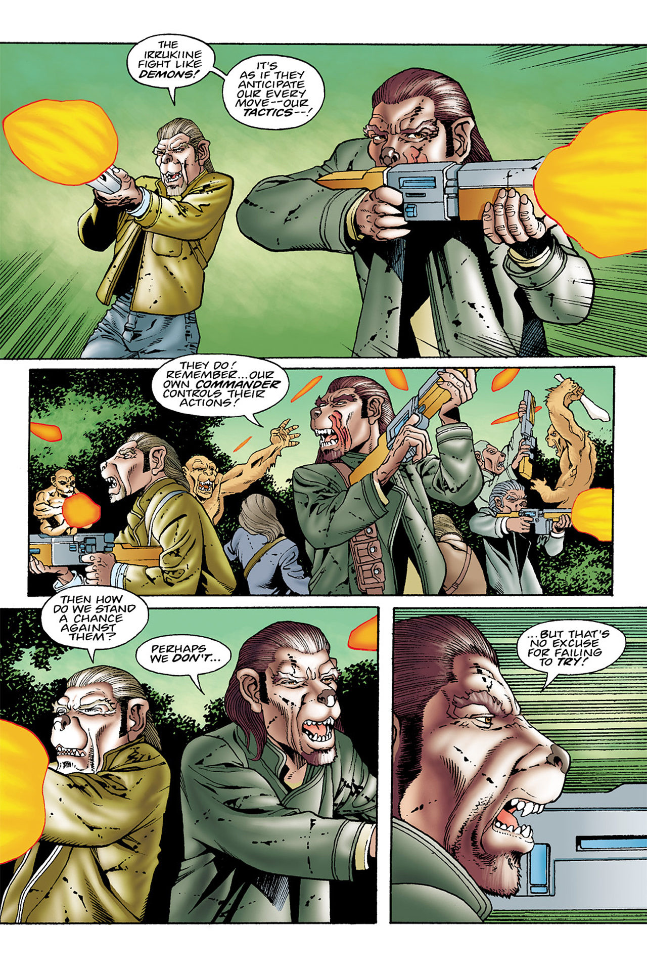 Read online Star Wars Omnibus comic -  Issue # Vol. 2 - 286