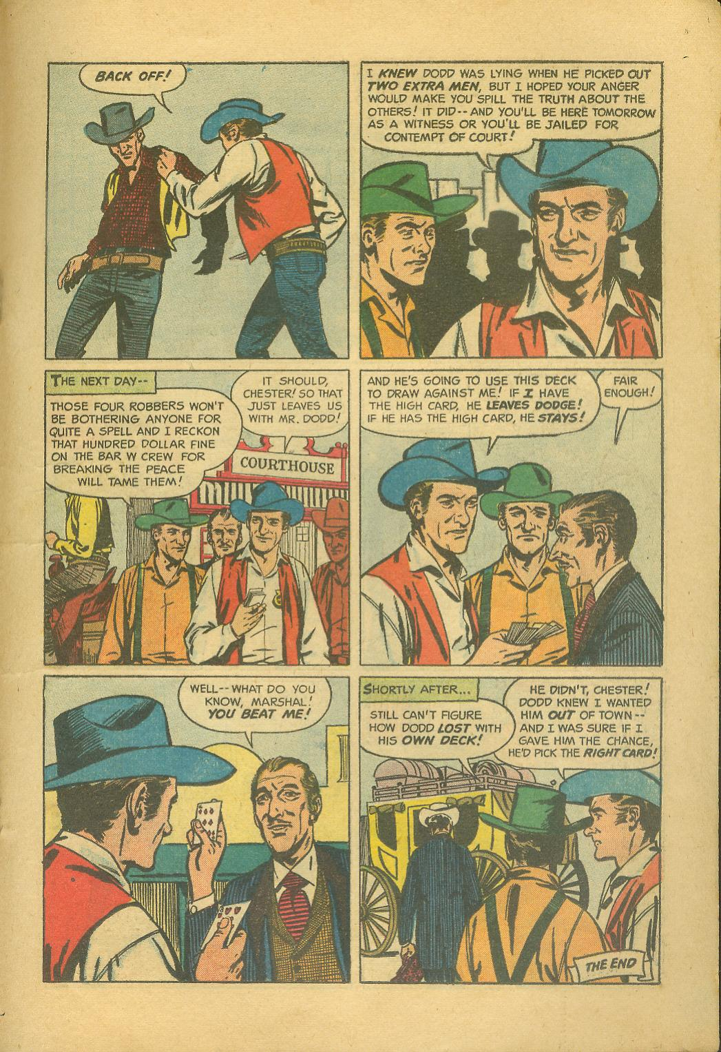 Four Color Comics issue 769 - Page 19