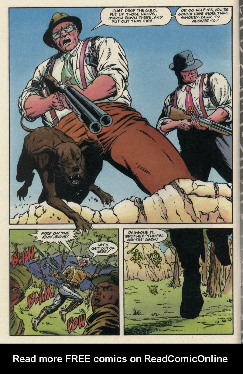 Read online Turok, Dinosaur Hunter (1993) comic -  Issue #21 - 8