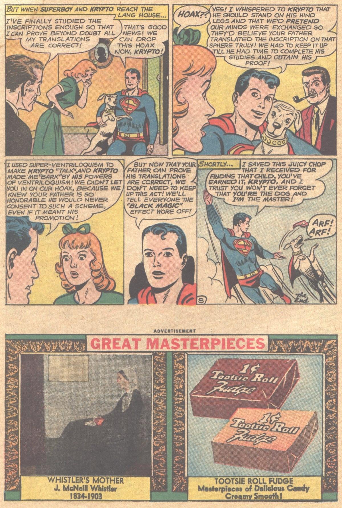 Read online Adventure Comics (1938) comic -  Issue #310 - 32
