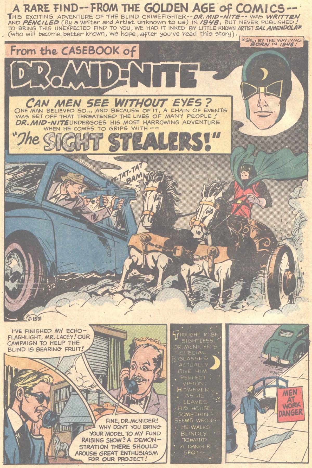 Read online Adventure Comics (1938) comic -  Issue #418 - 42