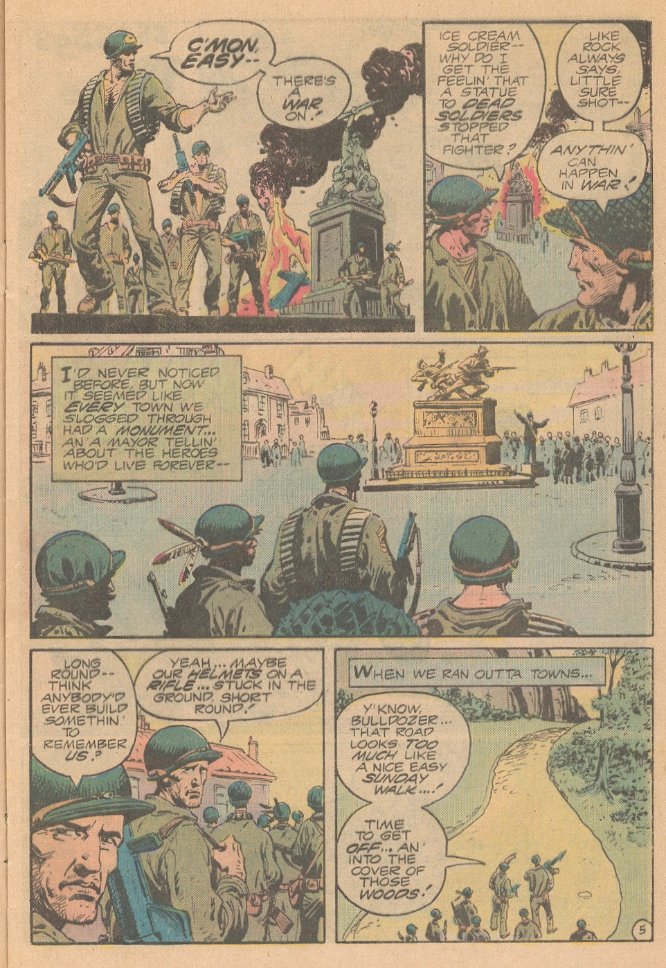 Sgt. Rock issue 363 - Page 6