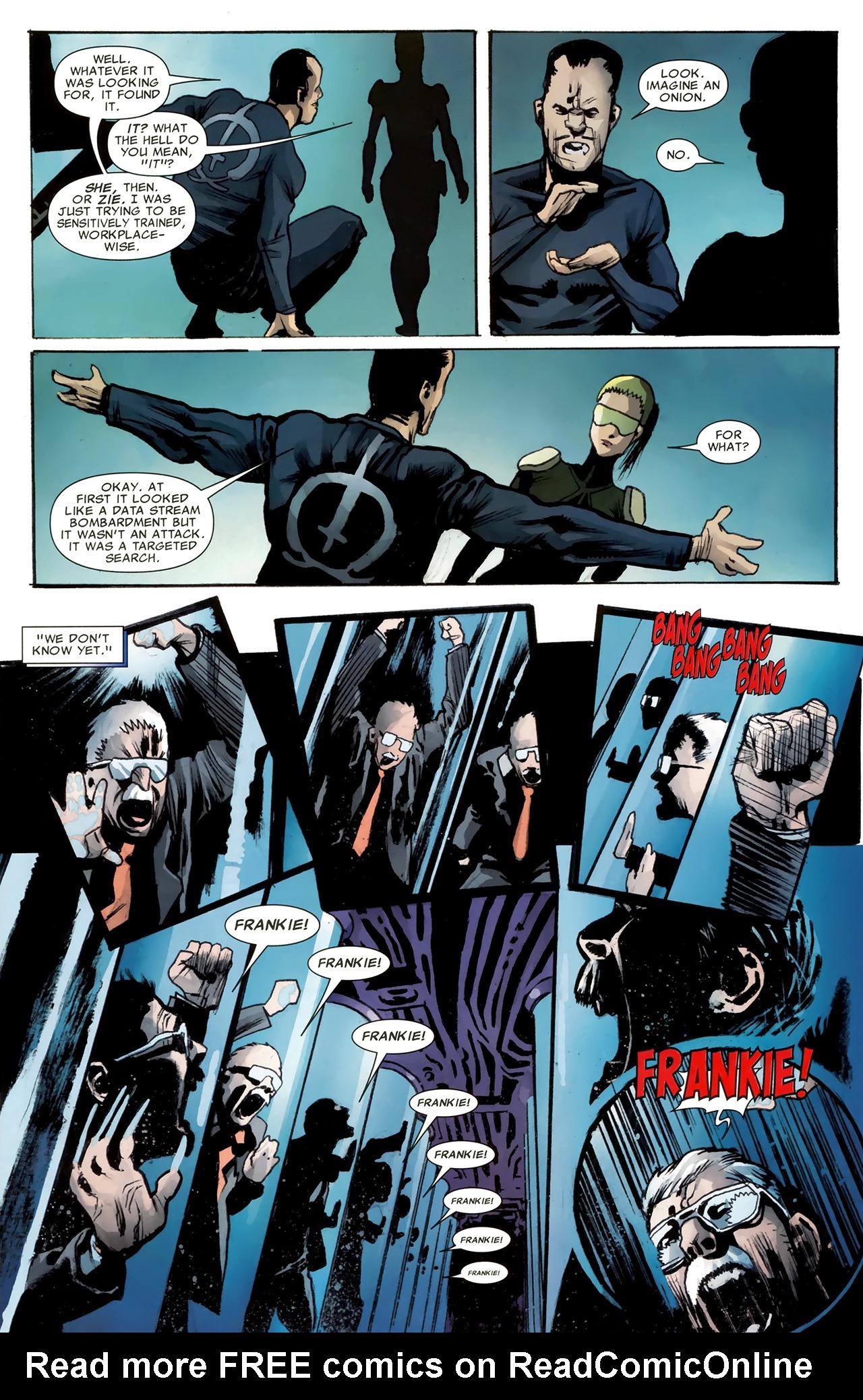 Read online Heralds comic -  Issue #2 - 10