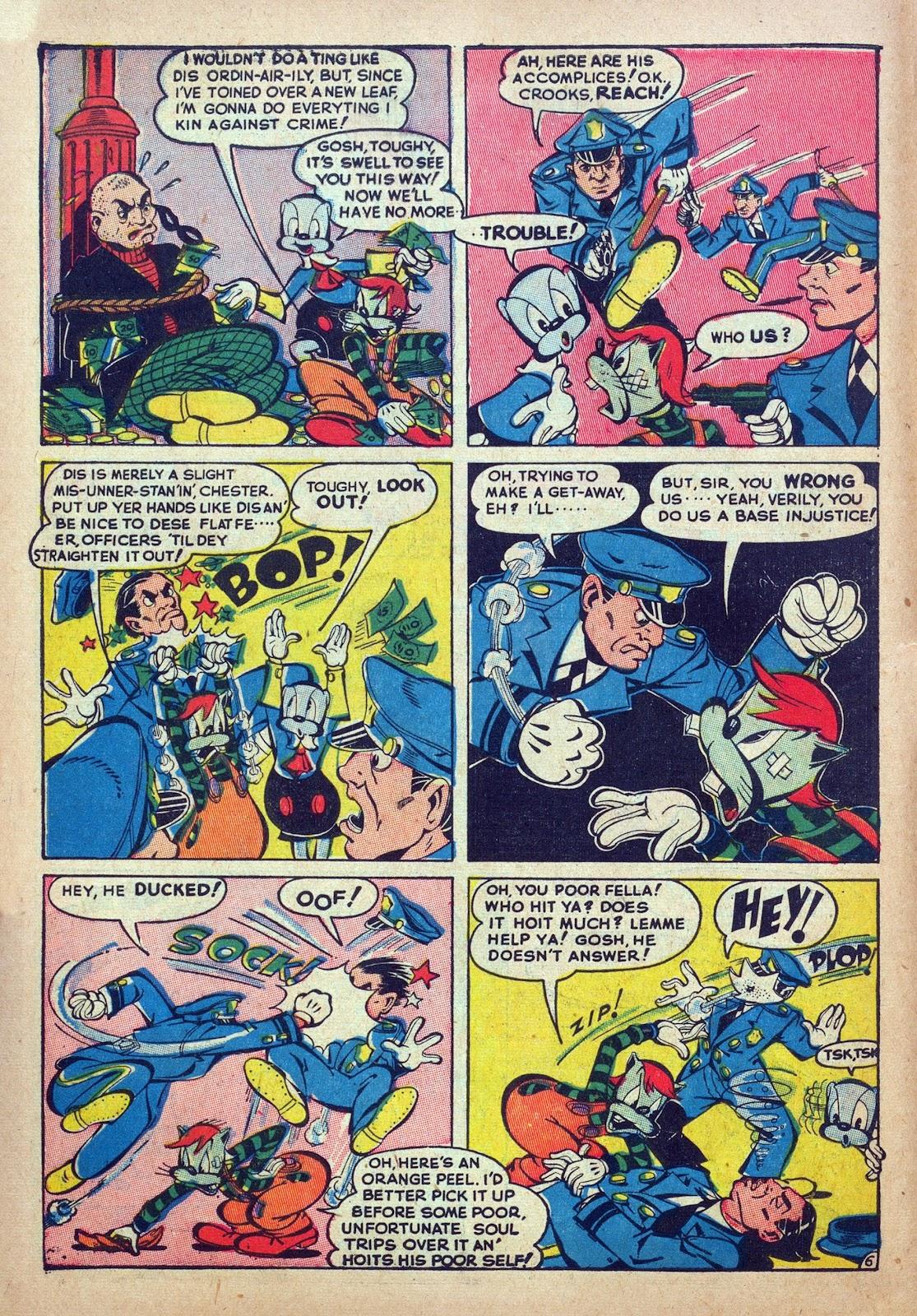 Krazy Komics issue 6 - Page 18