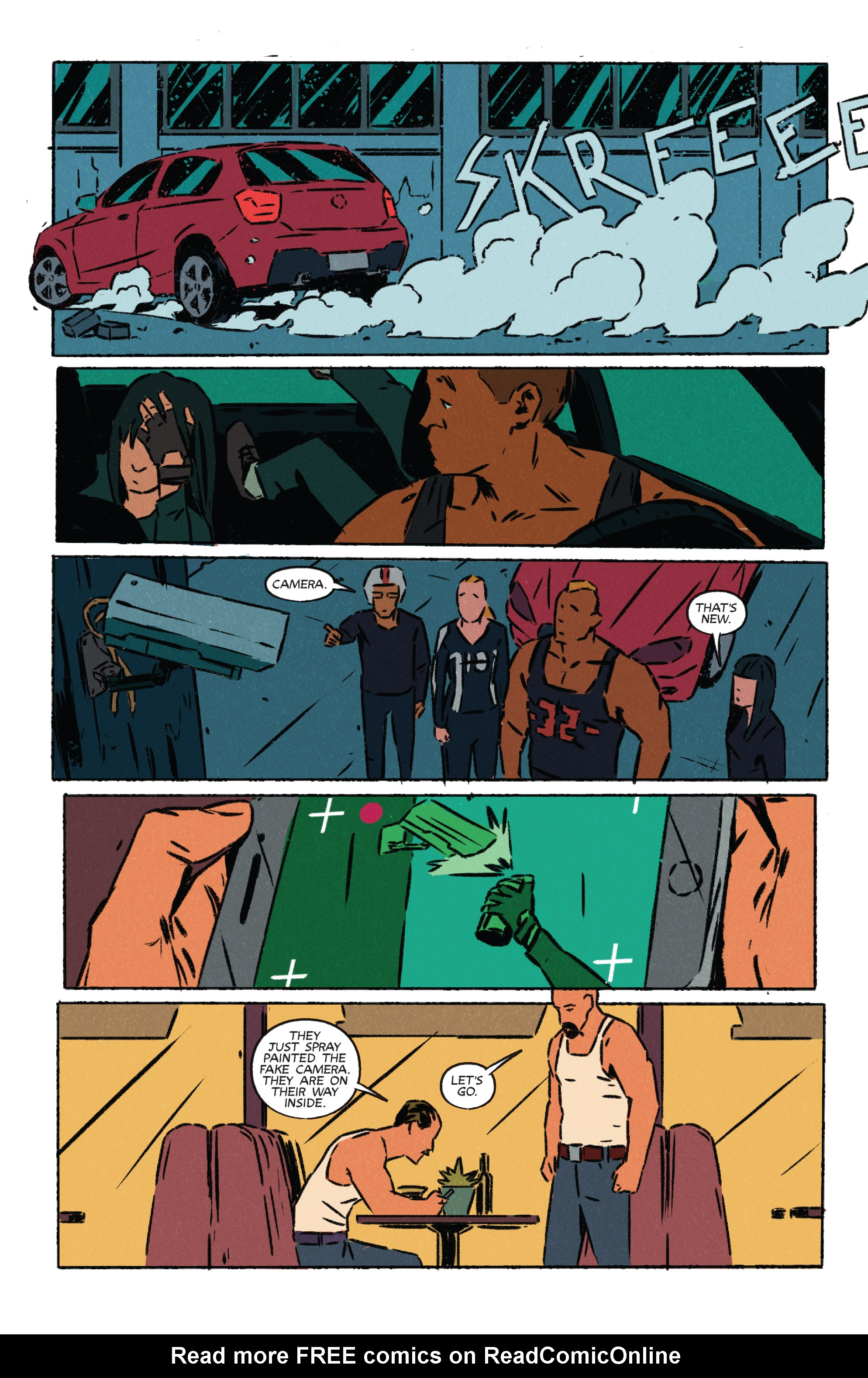 Read online Night Owl Society comic -  Issue #3 - 9