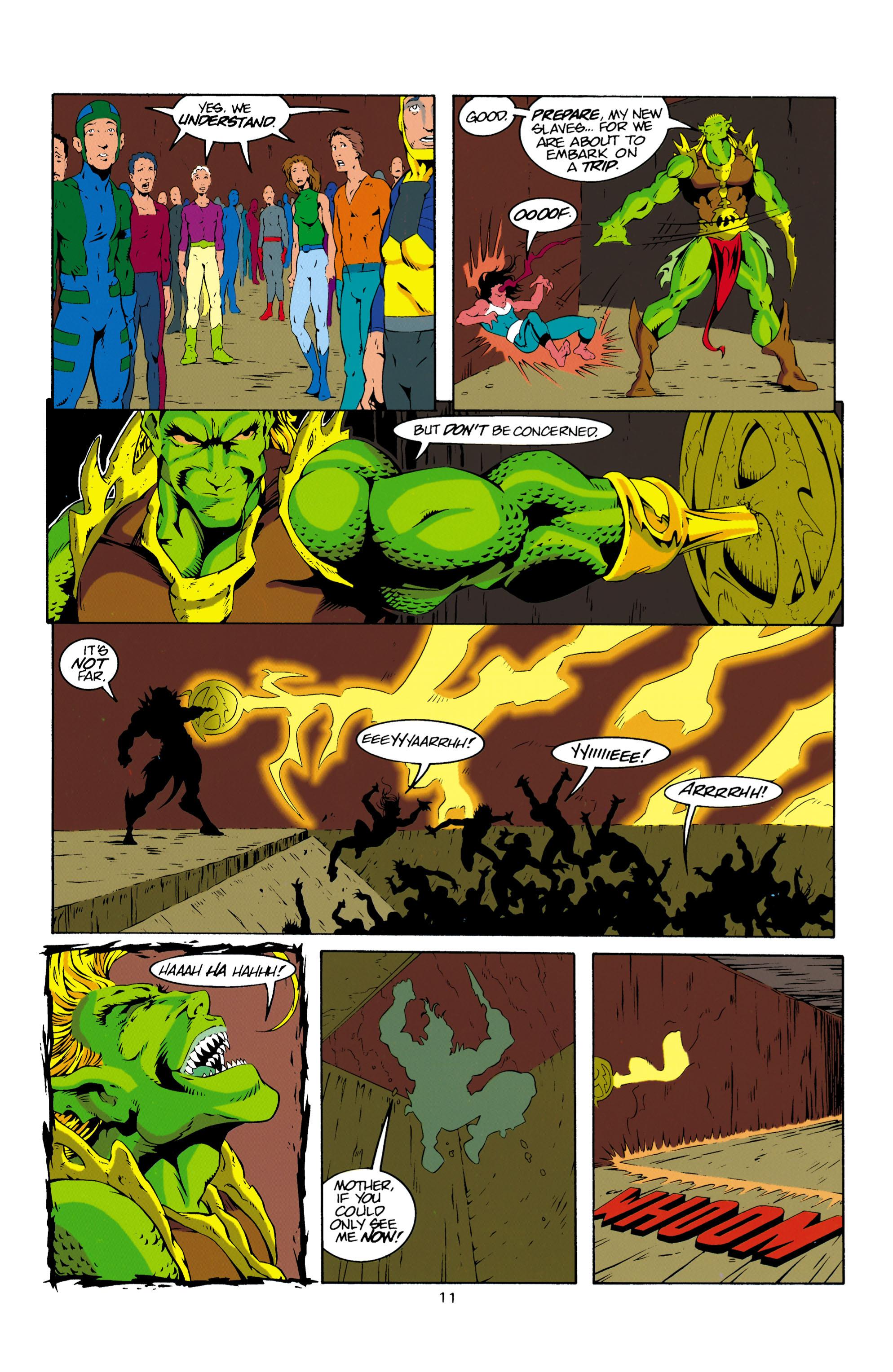 Read online Aquaman (1994) comic -  Issue #16 - 12