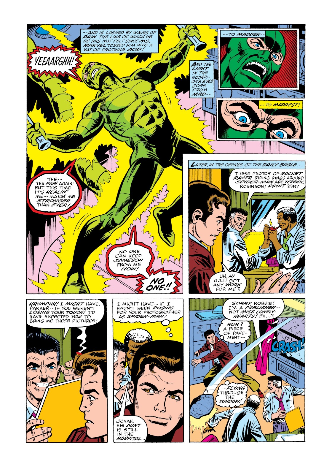 Read online Marvel Masterworks: The Spectacular Spider-Man comic -  Issue # TPB 2 (Part 2) - 9