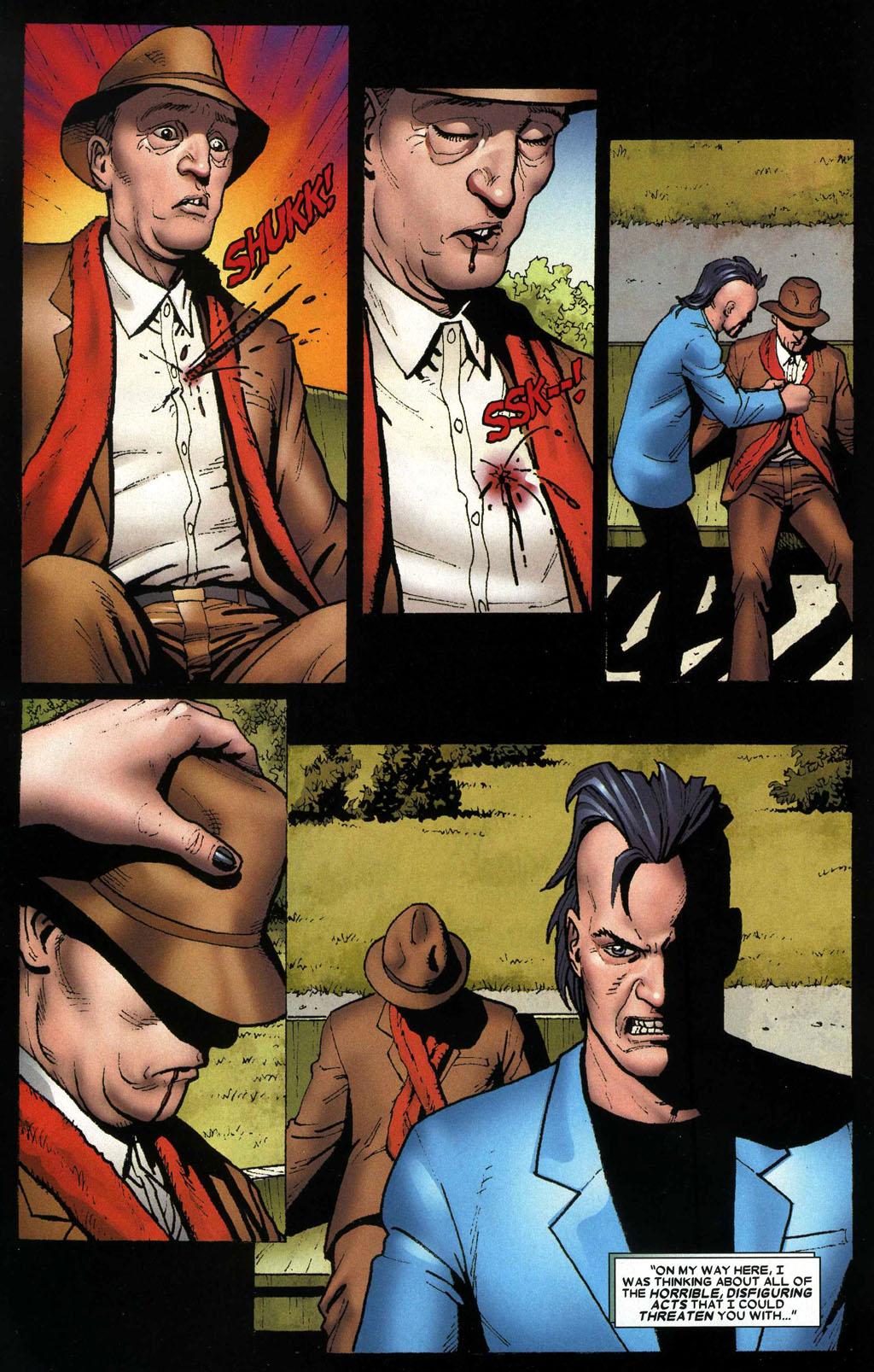 Read online Wolverine: Origins comic -  Issue #12 - 10