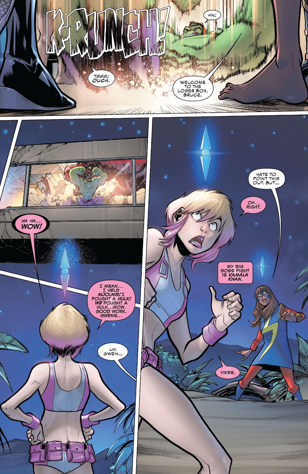 Gwenpool Strikes Back issue _TPB - Page 89