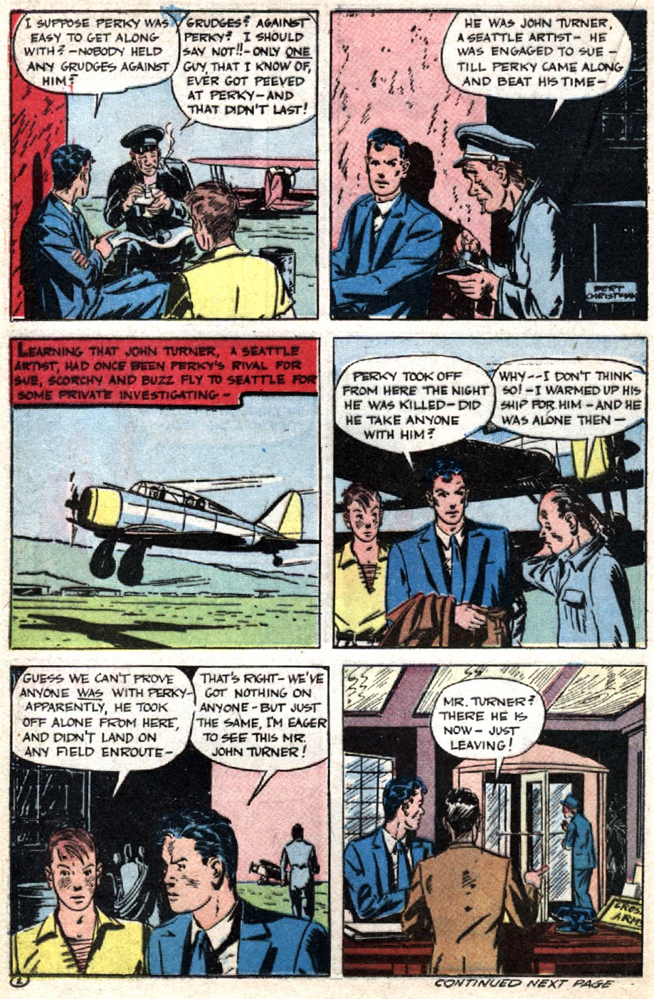 Read online Famous Funnies comic -  Issue #121 - 20